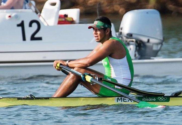 Juan Carlos Cabrera participará en la femenil B, tratando de ubicarse entre los primeros diez de la clasificación.(Foto tomada de Conade)