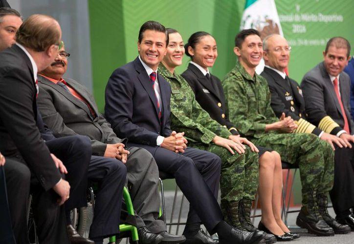 Presidencia alegó cuestiones de agenda para cancelar la participación de Peña Nieto en la V Cumbre de la Celac. (Presidencia)