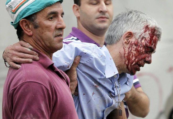 Francisco José Garzón, se negó a declarar ante la policía, al considerar que tiene ese derecho. (Agencias)