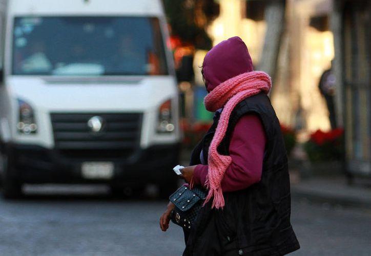 Esperan una masa de aire polar que ocasionará ambiente frío. (televisa.com)
