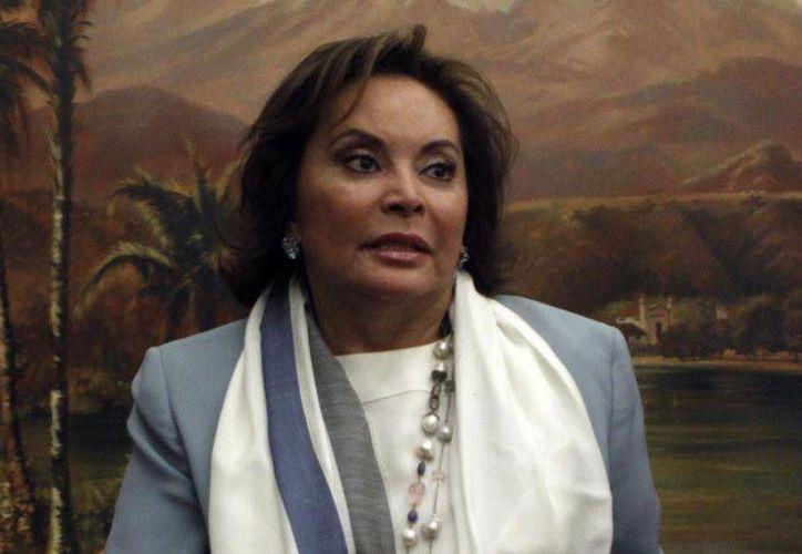 A la ex líder del SNTE se acusa de los delitos de lavado de dinero y recursos de procedencia ilícita. (Archivo/sdpnoticias.com)
