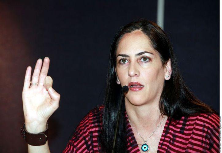 Lía Limón señaló que no hay número definido de ataques contra activistas. (Reforma)