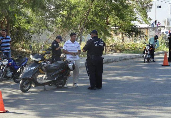 Se han registrado casos de robo en domicilios y vehículos. (Javier Ortiz/ SIPSE)
