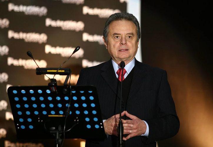 Pedro Joaquin Coldwell reconoció que en 2015 continuará la volatilidad en los precios del petróleo. (Notimex)