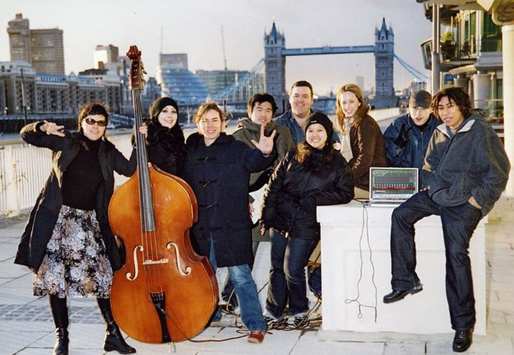 Escuela de musica de Londres. (tlms.co.uk)