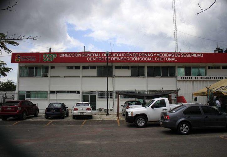 De los internos liberados, tres corresponden al Cereso de Chetumal. (Harold Alcocer/SIPSE)