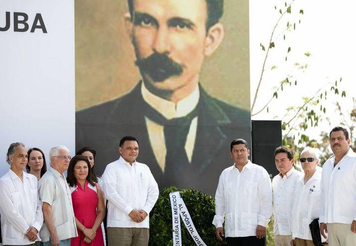 Nada ni nadie impedirá que nos sigamos proporcionando el apoyo que como naciones hermanas nos debemos, declaró el gobernador Rolando Zapata durante la apertura de la XVI Reunión Interparlamentaria México-Cuba. (Fotos cortesía del Gobierno)