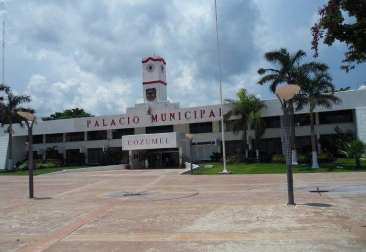 Modifican la estructura orgánica del Ayuntamiento de Cozumel. (Archivo/SIPSE)
