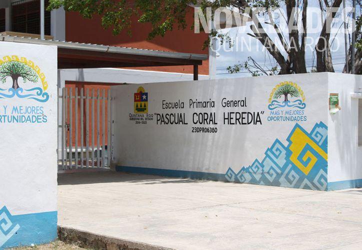 El plantel se ubica en la colonia Pacto Obrero. (Joel Zamora/SIPSE)