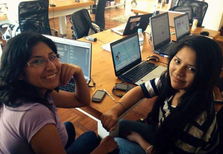 El objetivo de 'Women Who Code Mérida' es ayudar a las mujeres que se interesan por las tecnologías. (Milenio Novedades)