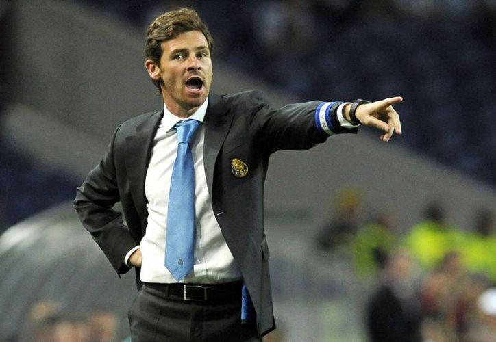 André Villas-Boas critica a los jugadores a los que dirigió en Chelsea, pues a su partida el equipo ganó la primera UEFA Champions League de su historia. (EFE)