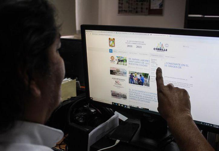El titular de la unidad, Pablo Loría Vázquez, informó que al mes se presentan alrededor de 150 solicitudes.