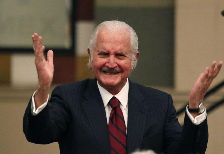 Anécdota curiosa: Carlos Fuentes estuvo a punto de nacer durante una función de cine el 11 de noviembre de 1928. (Archivo/SIPSE)
