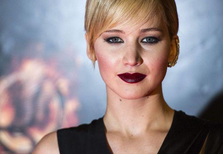 Jennifer Lawrence: me imaginé en películas pequeñas por el resto de mi carrera. (EFE)