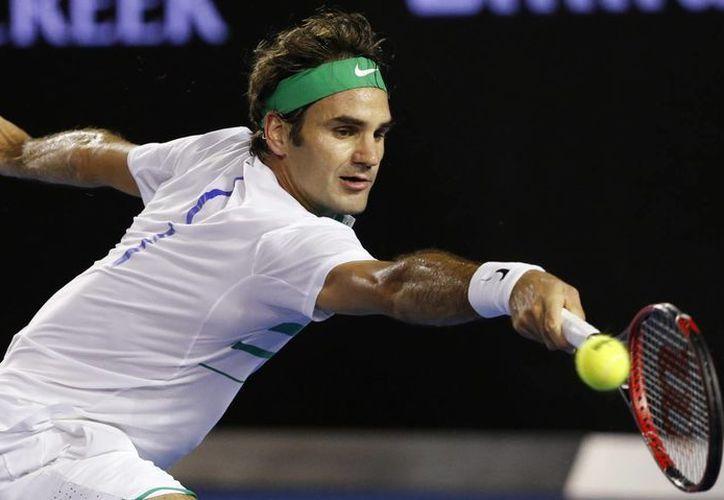 El tenista Roger Federer se declaró listo para reaparecer mañana viernes ante el argentino Juan Martín del Potro. (Archivo/AP)