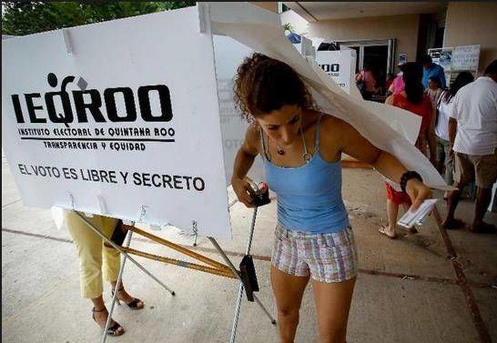 El registro de los contendientes en el  Ieqroo es el próximo miércoles 8 de mayo. (Foto de Contexto/Internet)