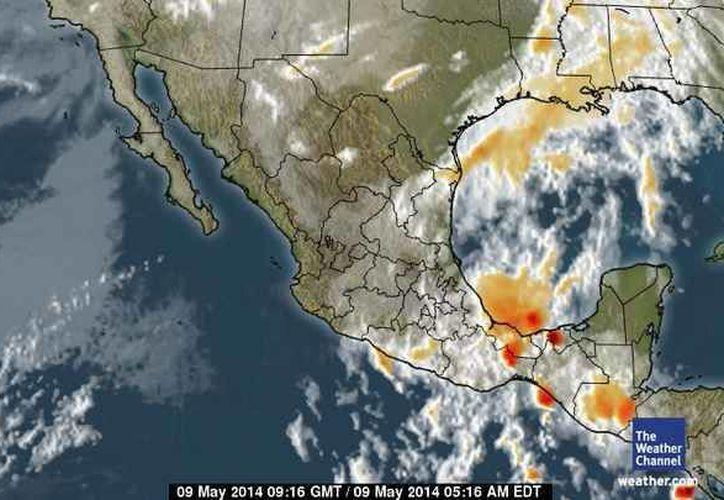 La Península de Yucatán mantendrá cielo de despejado a medio nublado. (espanol.weather.com)