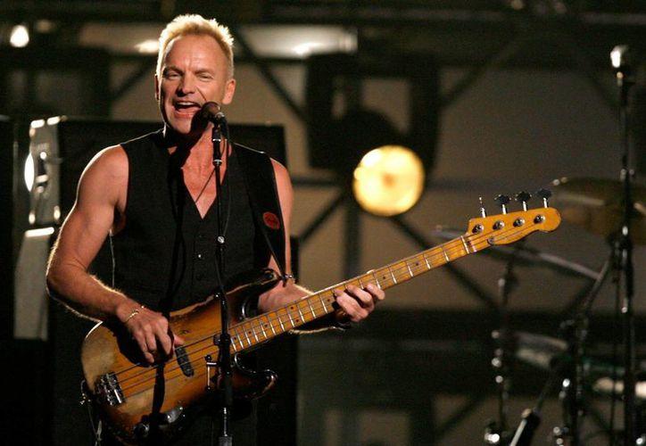 En el marco de su '57th & 9th Tour', el cantante Sting brindará tres conciertos en México en mayo próximo. (posta.com.mx)