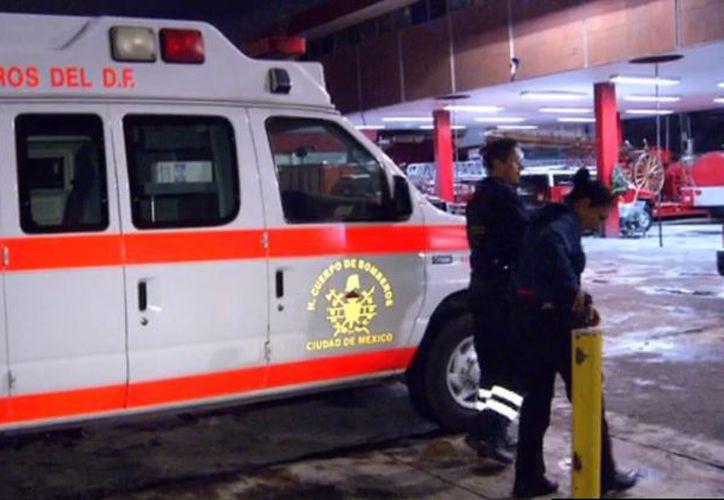 Pese a los esfuerzos del cuerpo médico por salvar la vida del oficial, éste falleció horas después de dispararse en el estómago. (Foto: Contexto)