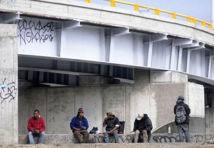 Los migrantes enfrentan graves peligros en su travesía hacia Estados Unidos. (Notimex)