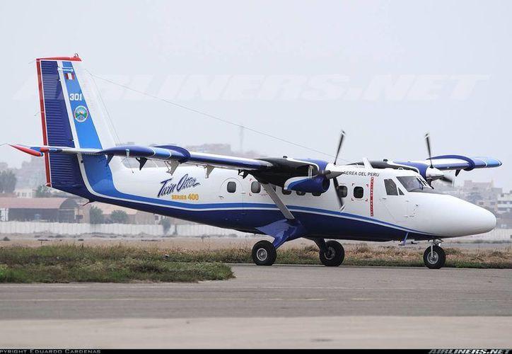 En el avión viajaban tres tripulantes y siete pasajeros, incluidos tres niños. (taringa.net)