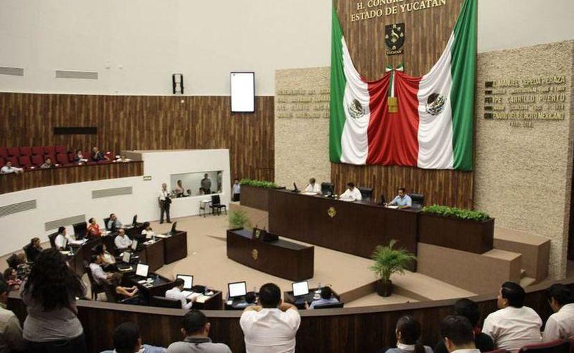 El Congreso hace un llamado a ser solidarios con los temas que atañen a la economía local y del país. (Novedades Yucatán)