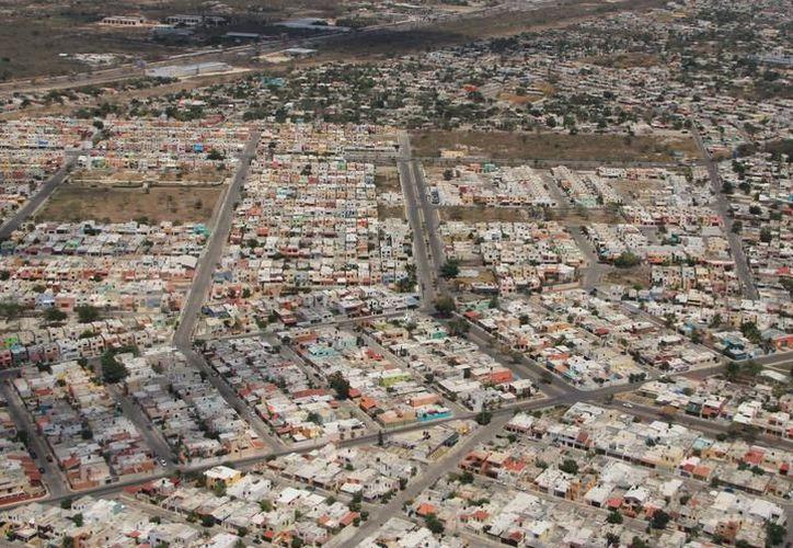 En los últimos 25 años, Mérida ha crecido en extensión territorial de ocho mil a 26 mil hectáreas. (SIPSE)