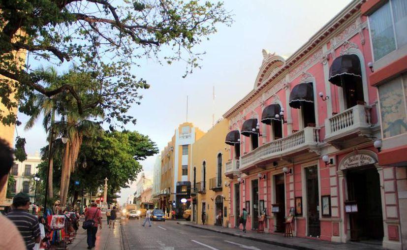 Mérida es referente turístico para otros países. (Archivo/SIPSE).