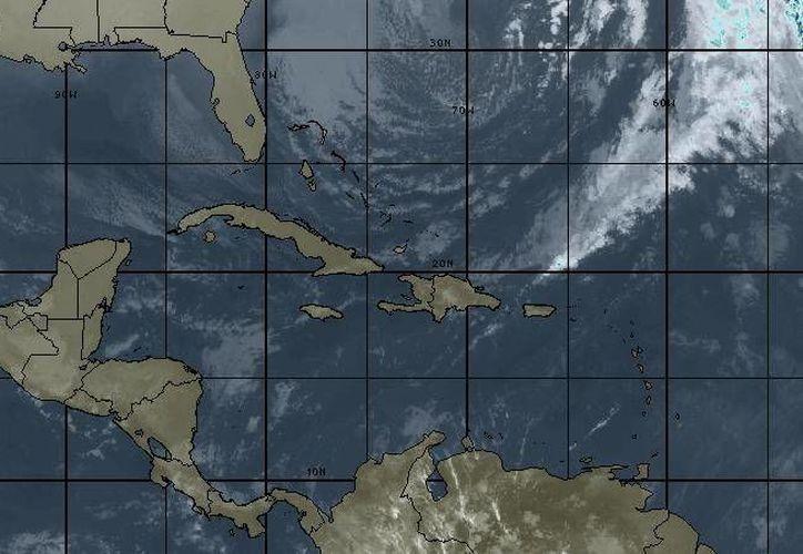 Se esperan rachas de vientos de 20 a 35 kilómetros por hora en Quintana Roo. (Intellicast)