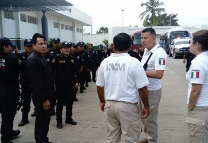 Un grupo de 22 inmigrantes, que pretendía llegar a Estados Unidos, fue secuestrado en Chiapas. (Excélsior)