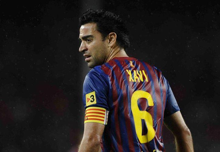 Xavi Hernández, quien toda su vida ha jugado con el FC Barcelona, ahora, a sus 35 años, comenzará un proyecto en el club qatarí Al Sadd. (inquisitr.com)