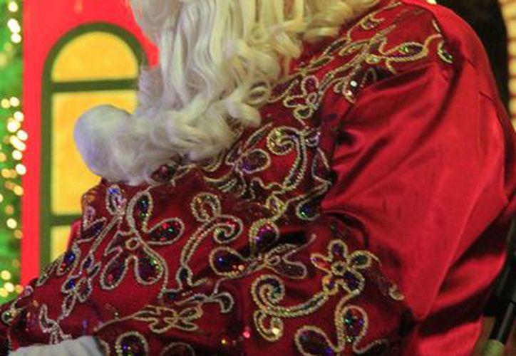 Ya hay una app para  proteger 'la verdad' sobre Santa Claus. (Luis Soto/SIPSE)