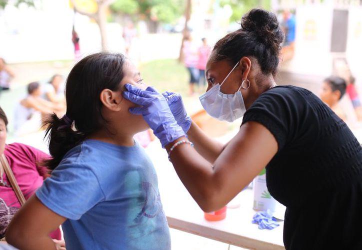 El programa tiene el objetivo de acercar los servicios básicos de salud a la población. (Redacción/SIPSE)