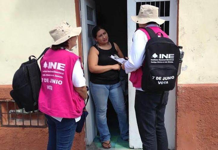 Más de 20 mil ciudadanos fueron notificados sobre dónde se encuentra la casilla  donde les tocará votar. Imagen de contexto. (Milenio Novedades)