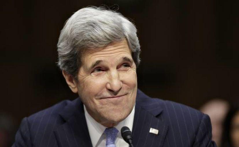 """John Kerry es quien decidirá si Cuba permanece en la """"lista negra"""". (Agencias)"""