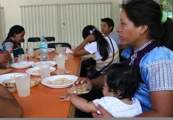 De otros estados del sureste como Chiapas predominan migrantes en Cancún. (Foto de Contexto/Internet)