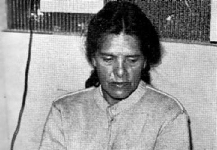 Trinidad Ramírez tuvo sangre fría para 'hervir' parte del cadáver de su marido.
