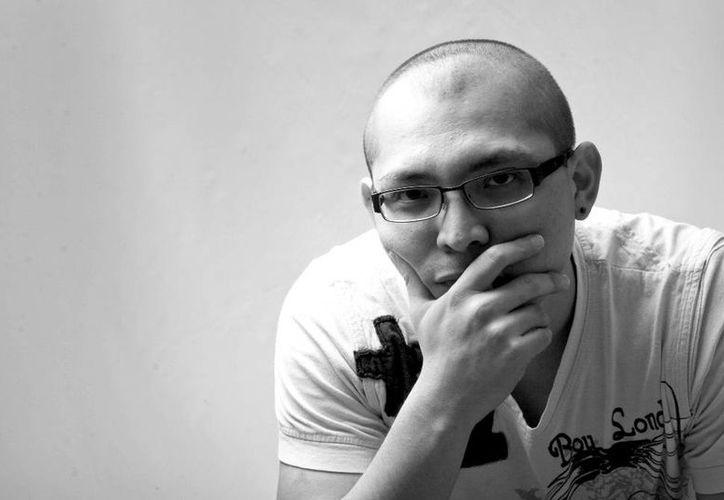 Christian Núñez ha publicado varios libros, entre ellos 'La burbuja azul'. Impartirá en Mérida el taller de Escritura Creativa. (Milenio Novedades)