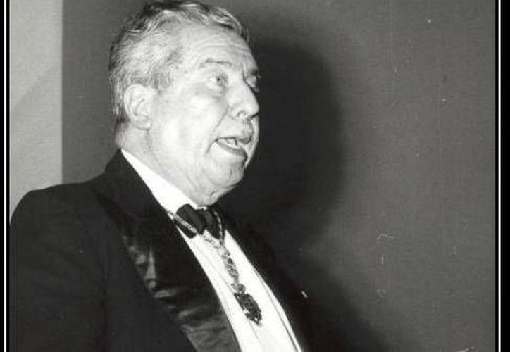 El Premio de Ensayo Histórico en honor al destacado historiador yucateco Ignacio Rubio Mañé (foto). (Milenio Novedades)
