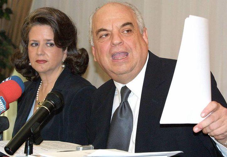 El ex mandatario asegura no tener planes de volver a Guatemala pronto. (Archivo/Agencias)