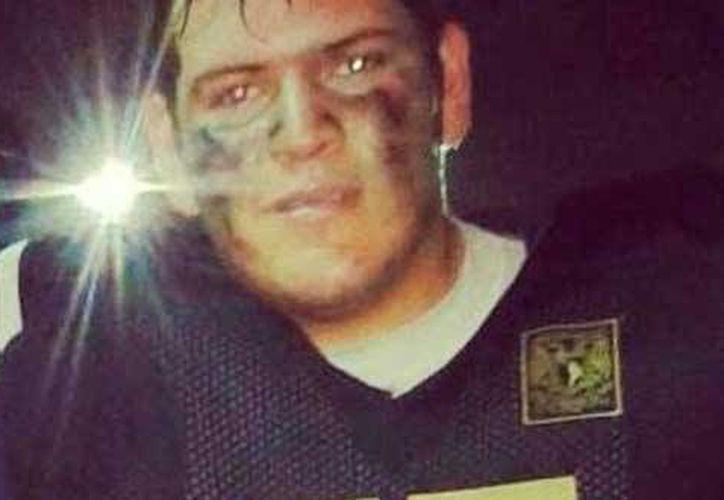 """La UNAM canceló """"cualquier actividad del proceso de iniciación que ponga en riesgo la salud de nuestros jugadores"""", tras una novatada que dejó un herido de gravedad, en la foto Juan Francisco Espinosa Martínez quien se encuentra grave. (pulsoslp.com.mx)"""