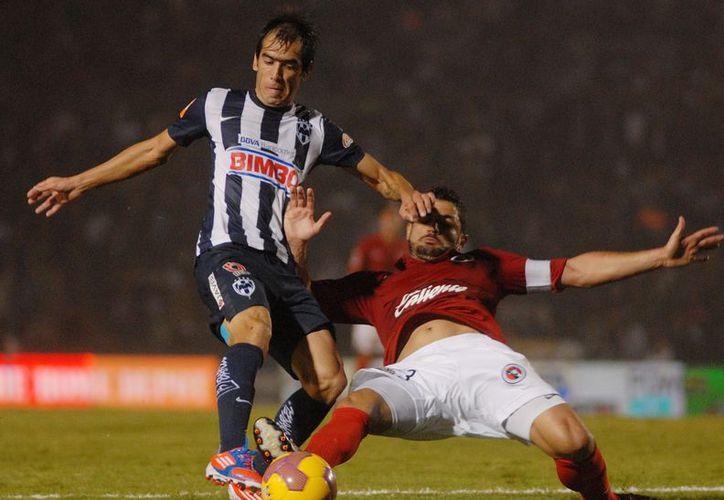 Tras la igualada a un gol, con Rayados, los tijuanenses aseguraron su presencia en las semifinales del Apertura 2012. (Archivo Notimex)