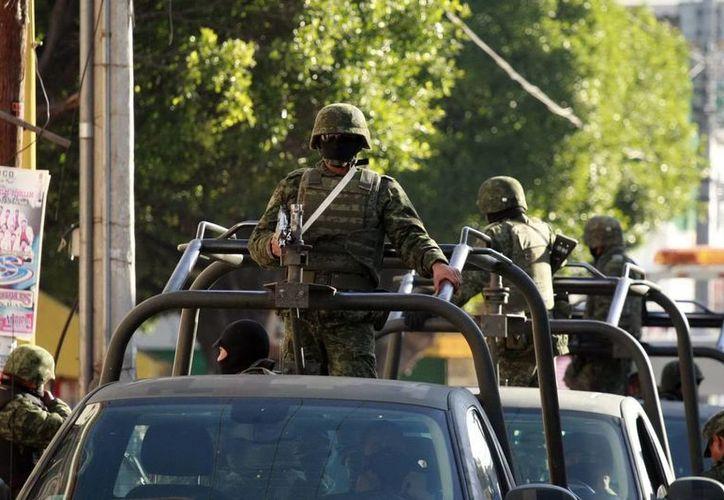 Este nombramiento es la primera acción en la nueva estrategia de seguridad que se aplicará en Michoacán. (Notimex)
