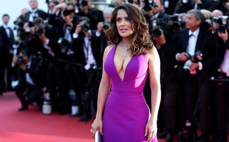 Salma Hayek llevó el mariachi a Cannes y cuenta su experiencia