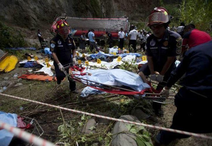 Las autoridades no han revelado mayores detalles del accidente, ocurrido en las últimas horas del jueves en Tailandia. (Imagen de contexto/Archivo/SIPSE)
