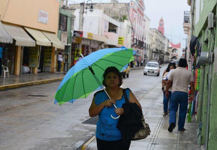 Los registros máximos en Yucatán podrían llegar a los 32 grados o más. (Milenio Novedades)