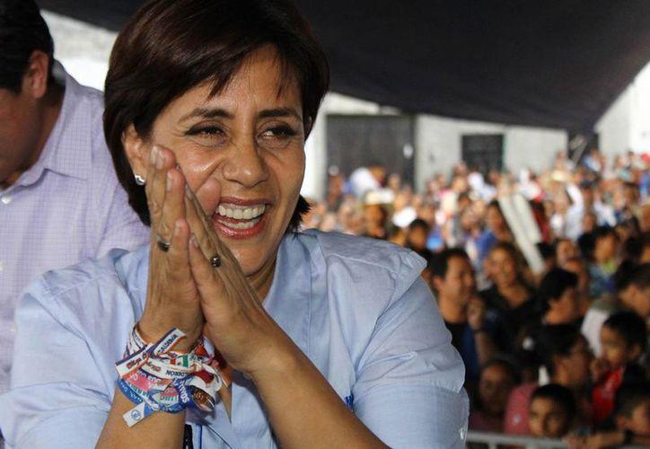 La cuarta parte de los juicios para la protección de los derechos políticos fue presentado por mujeres. En la foto la senadora Cocoa Calderon. (solo-opiniones.com)