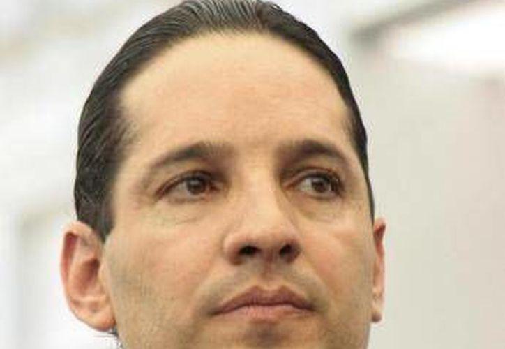Domínguez Servién asegura que no hay riesgo de ruptura. (Archivo/SIPSE)