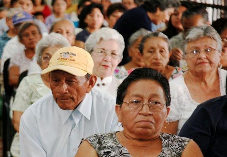 Adultos mayores de Yucatán tienen una nueva instancia de atención. (Cortesía)
