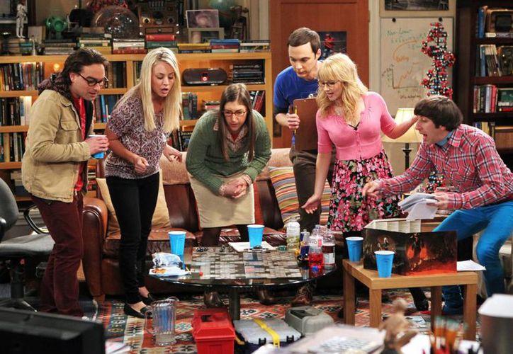 Un bebé formará parte de la temporada 10 de la serie 'The big bang theory'. (hexdimension.com)